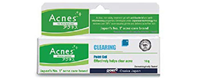 Acnes Clearing Point Gel