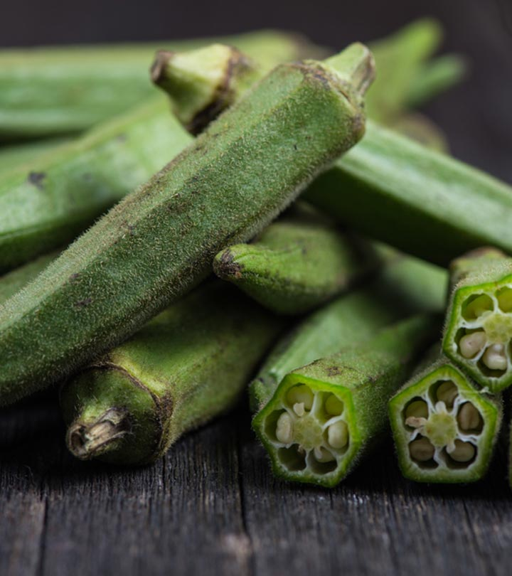 All About Lady Finger (Okra) in Hindi
