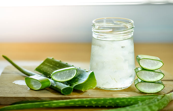 Aloe vera for white spots treatment in hindi