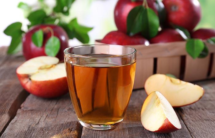 Apple juice for Dengue in hindi