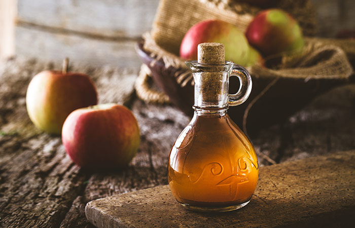 Apple vinegar To Remove Moles in Hindi