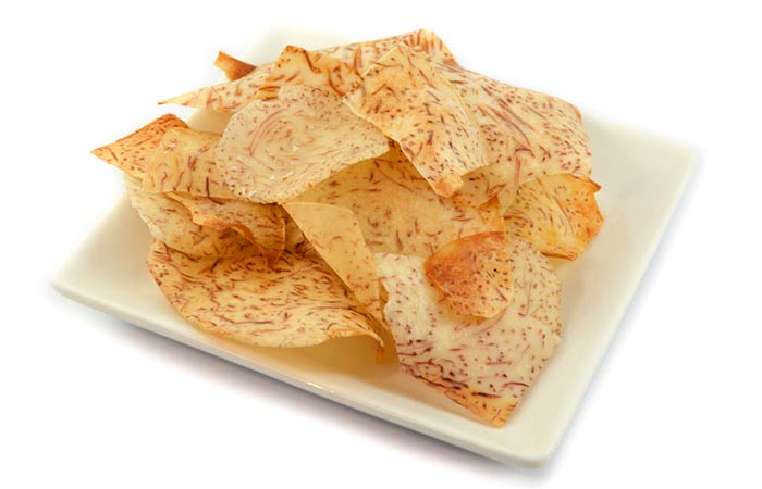 Arabic chips