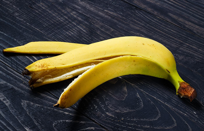 Banana peel To Remove Moles in Hindi