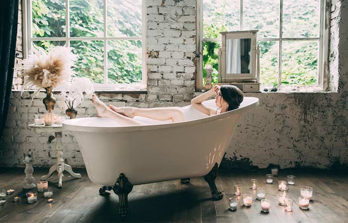 Baths are amazing in so many ways