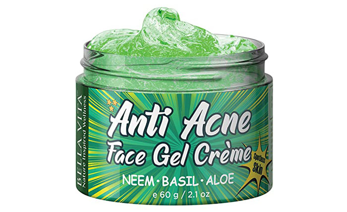 Bella Vita Anti Acne Face Gel Cream