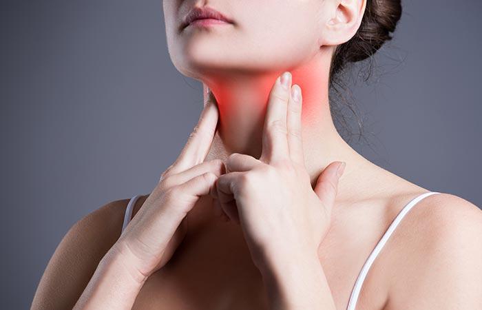 Coconut oil in thyroid in hindi