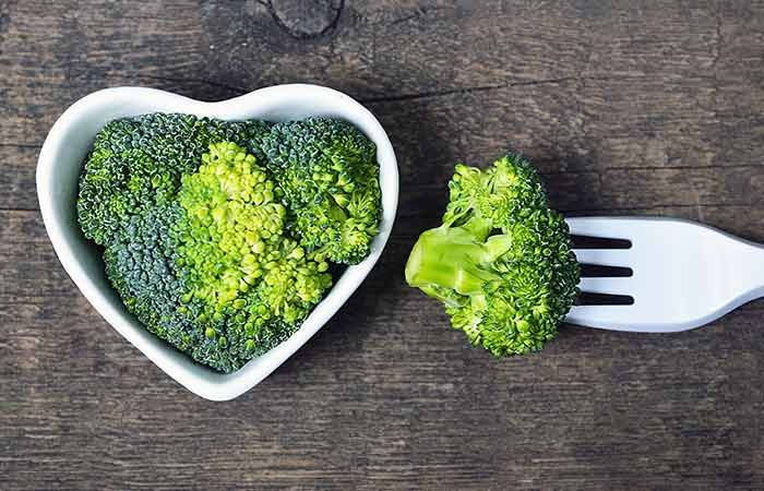 Benefits of broccoli for the heart
