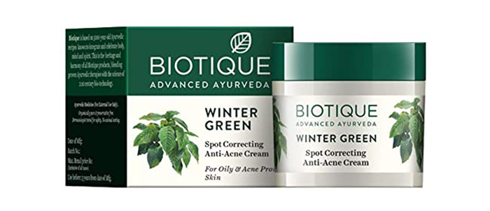 Biotic Bio Winter Green Spot Correcting