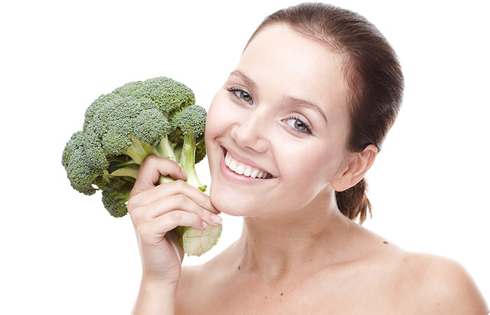 Broccoli for Effect of Aging in hindi