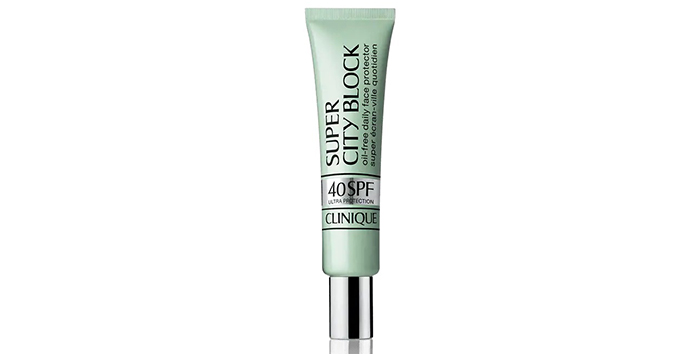 Clinique Super City Block Oil-Free Daily Face Protector Broad Spectrum SPF 40