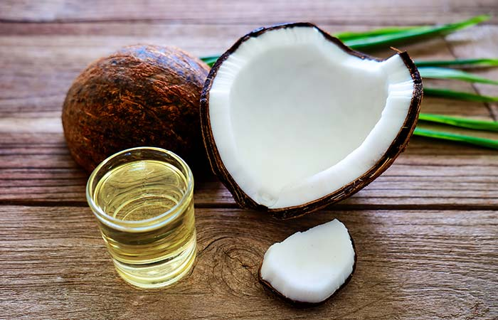 Coconut Oil Nariyal Tel Nutritional Value in Hindi