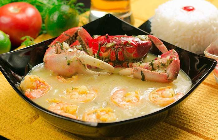 Crab Soup for Dengue in hindi
