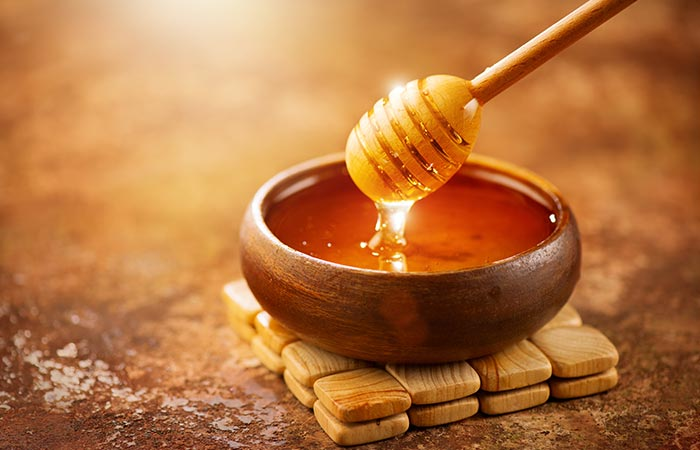 Cure eczema from honey in hindi