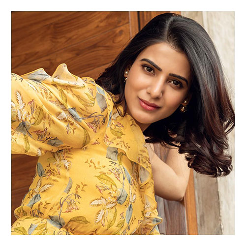 """Instagram </strong></p> </div> <p>  Samantha shared an article in Instagram on Sandeep Reddy's interview with Anupama Chopra as her story and added """"deeply disturbing"""" </p> <h2>  """"Deeply disturbing"""" – Samantha </h2> <div id="""