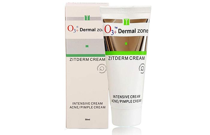 Dermal Zone Zitderm Cream