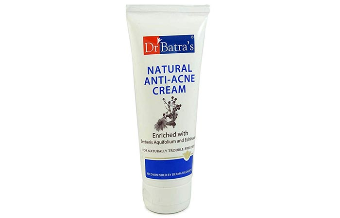 Dr. Batras Natural Anti Acne Cream
