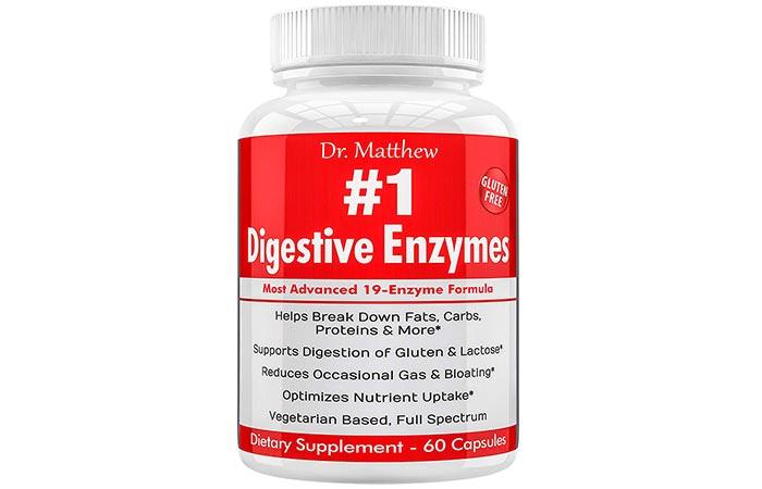 Dr. Matthew Digestive Enzymes