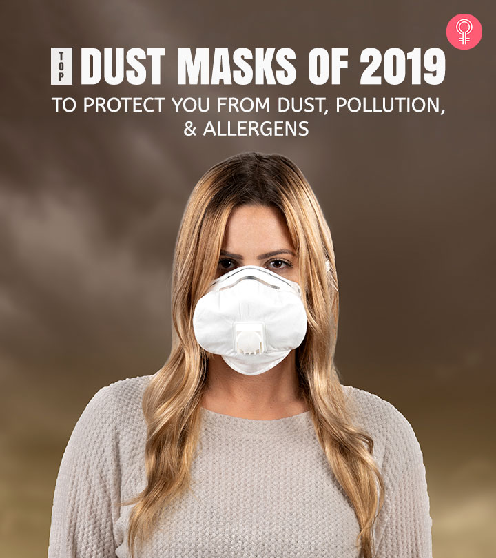 disposable allergen mask