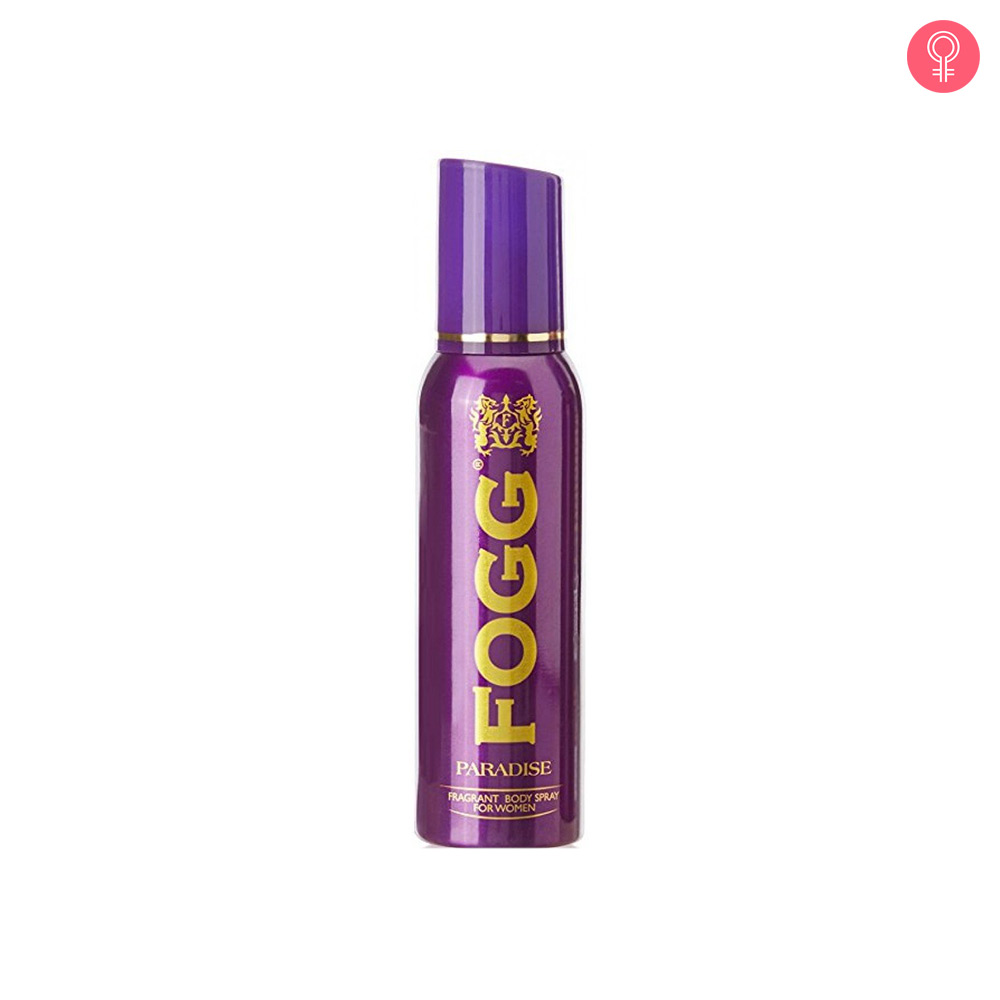 Fogg Paradise Body Spray For Women