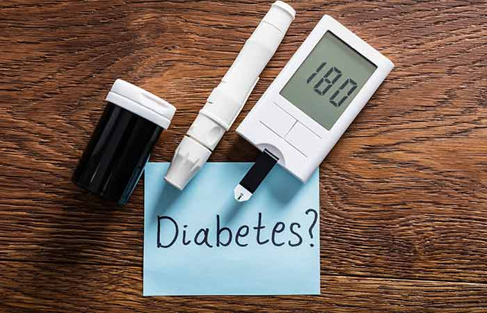 For blood sugar