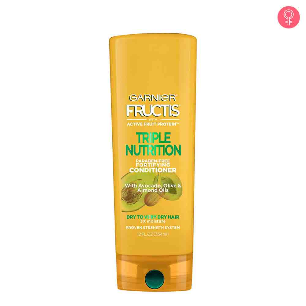 Garnier Fructis Triple Nutrition Fortifying Conditioner