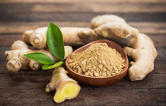 Ginger to stop Vomiting in Hindi