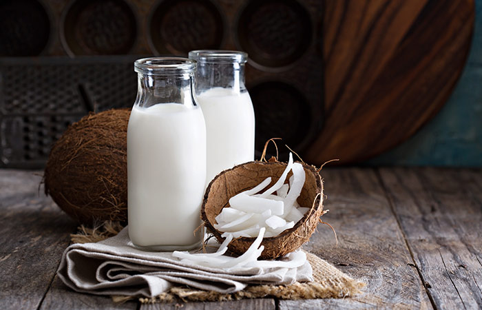 Hair Care With Coconut Milk