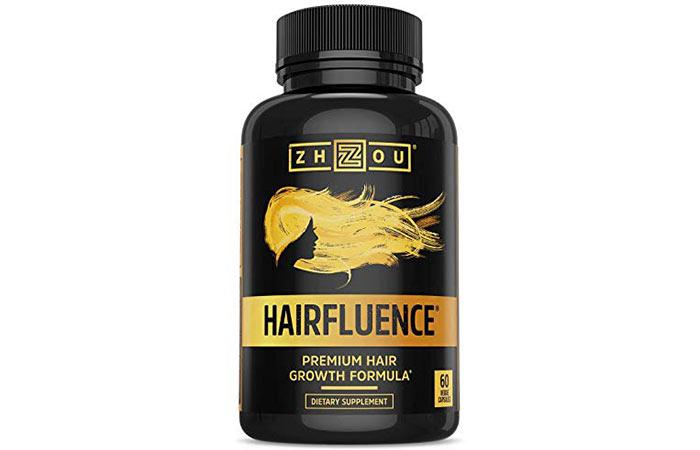 Hairfluence By Zhou Nutrition