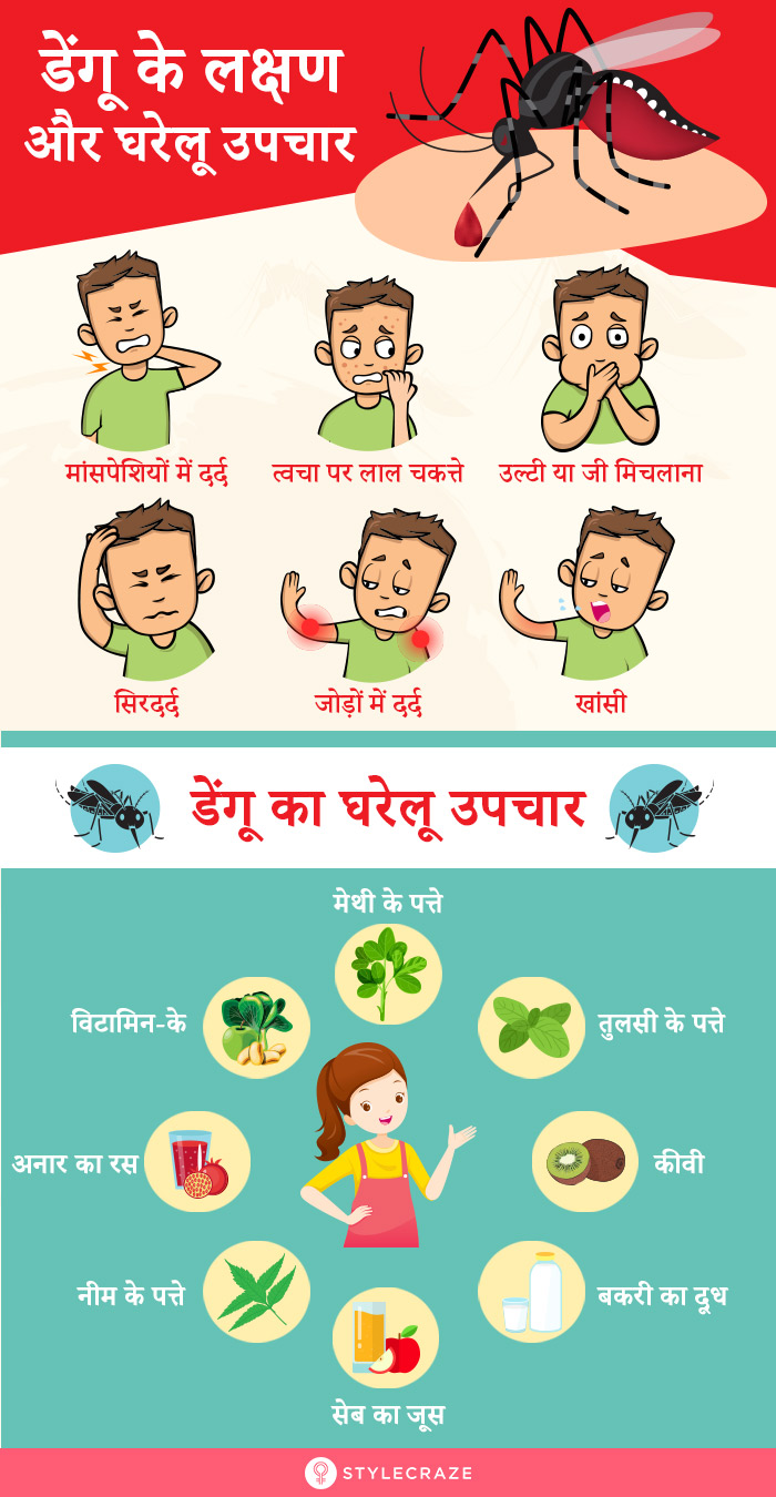 Home Remedies for Dengue in Hindi