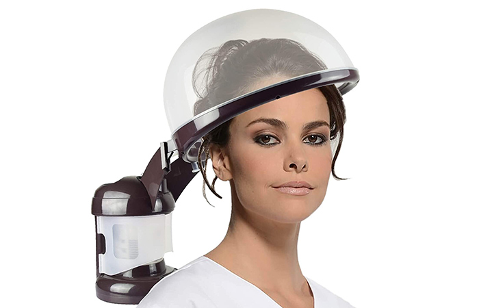 Kingsteam 2 In 1 Ozone Facial Steamer And Hair Steamer