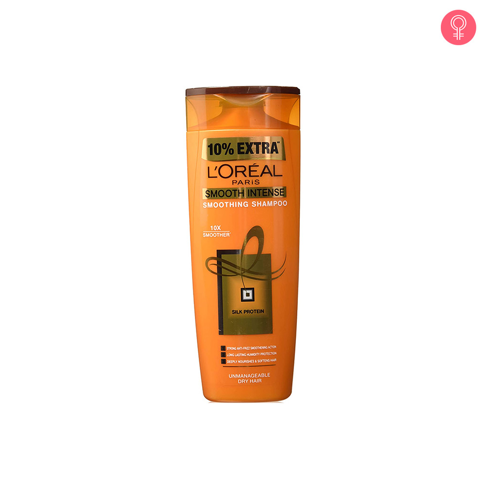 L'Oreal Paris Smooth Intense Smoothing Shampoo