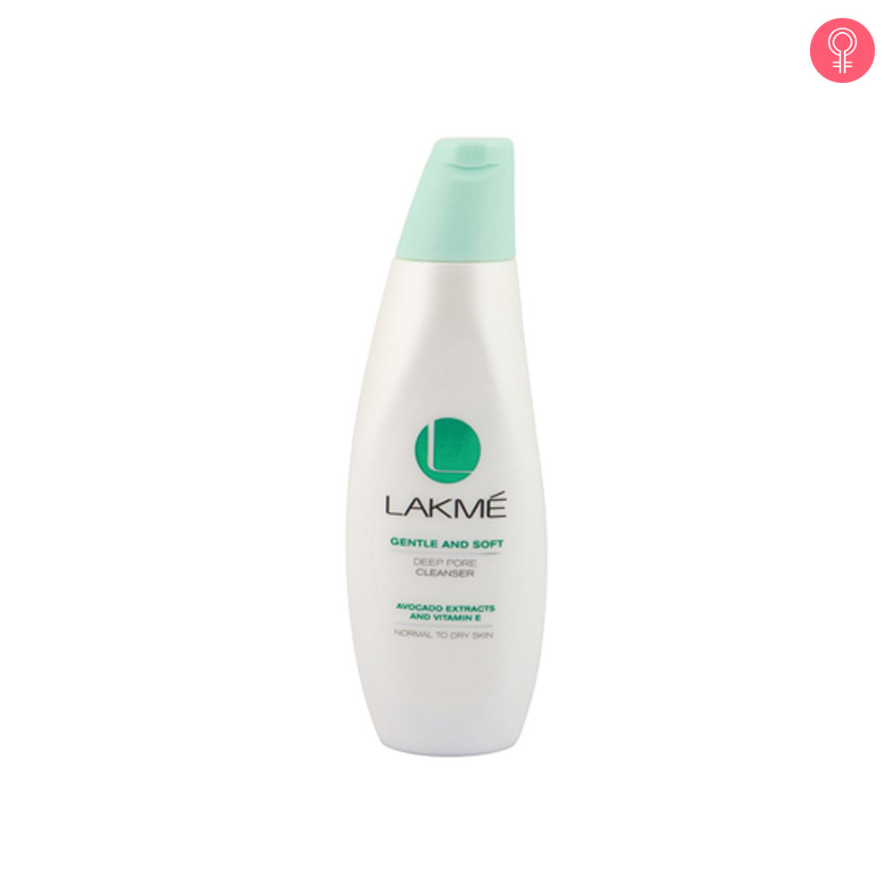 Lakme Deep Cleanser Cleansing Milk