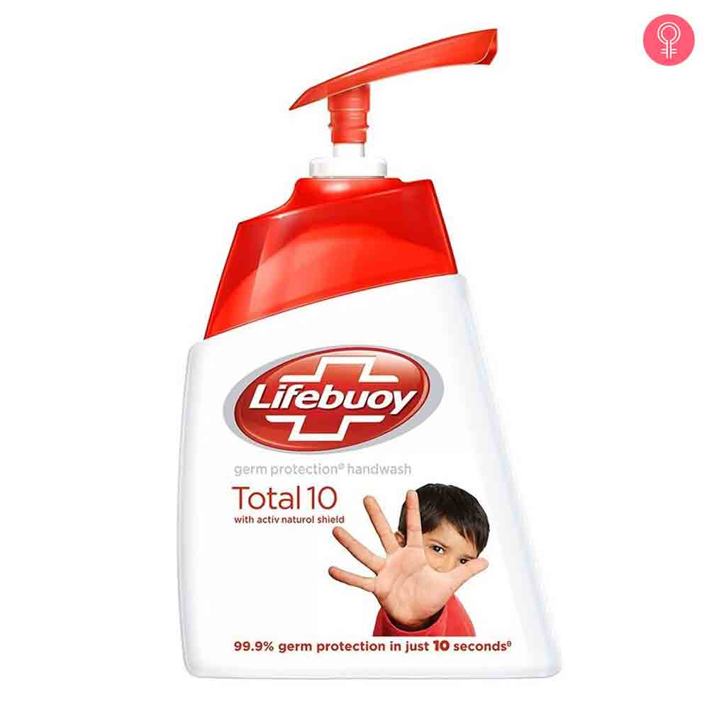 Lifebuoy Total 10 Hand Wash