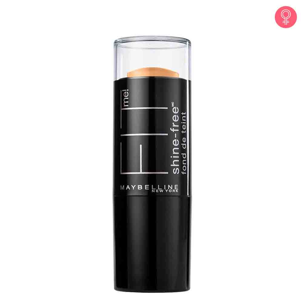 Maybelline New York Fit Me Shine Free Stick Foundation