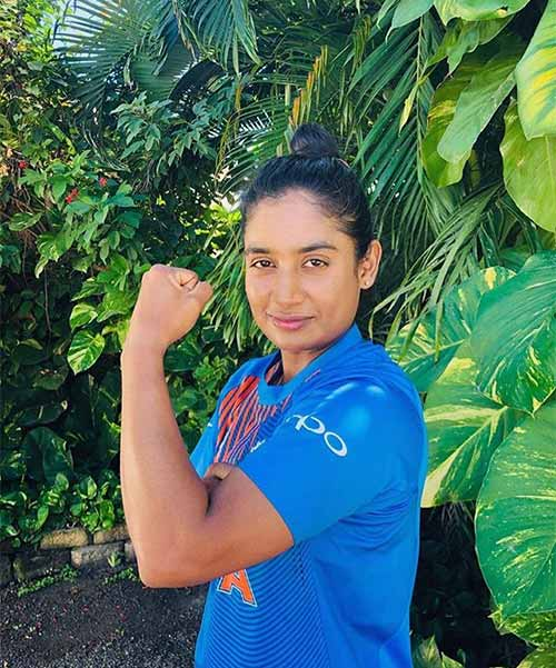 Instagram </strong></p> </div> <p>  Popularly known as Lady Tendulkar, Mithali Raj is one of the best women cricketers in the world ever seen. She is the captain of the Indian women's cricket team and she recently recorded 2000 T20, which became the first woman. Also, she is the only cricket woman who plays 200 ODI games! Her career has lasted for 19 years and continues to count. We hope to see our own bunch of more records before she can say goodbye to the ground. </p> <h2>  5. Menaka Guruswamy </h2> <div id=