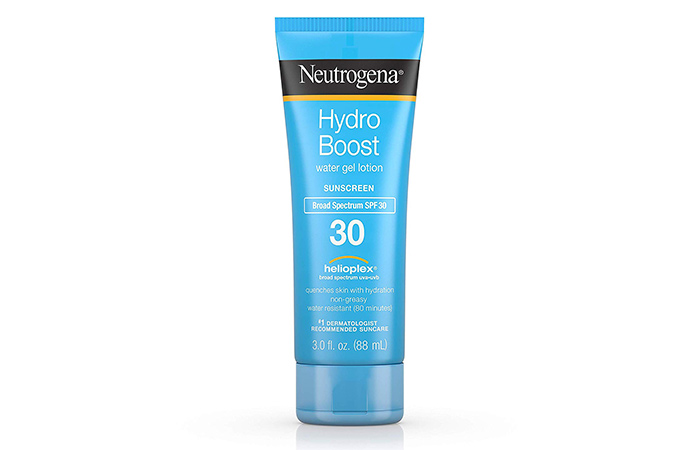 Neutrogena Hydro Boost Gel Lotion Sunscreen SPF 30