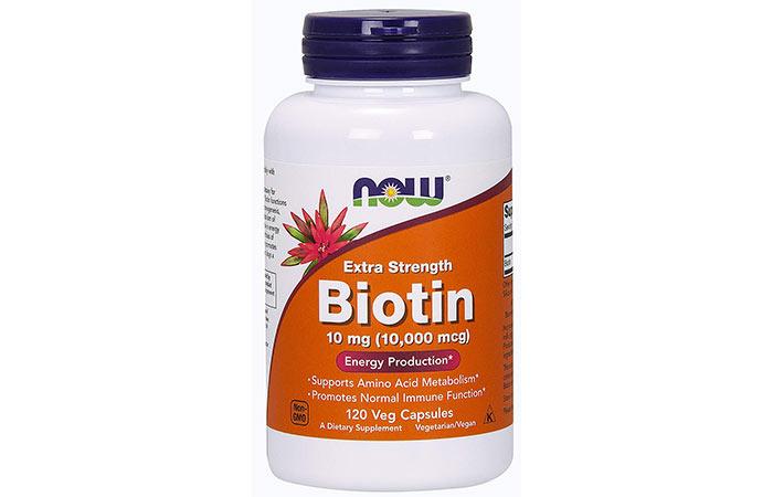 Now Foods Extra Strength Biotin