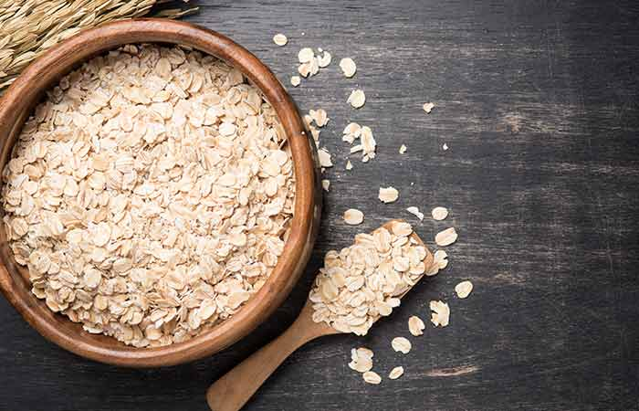 Oatmeal for the treatment of eczema in hindi