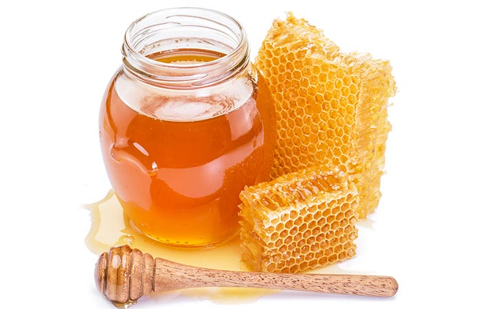 Olive Oil Honey And Beeswax