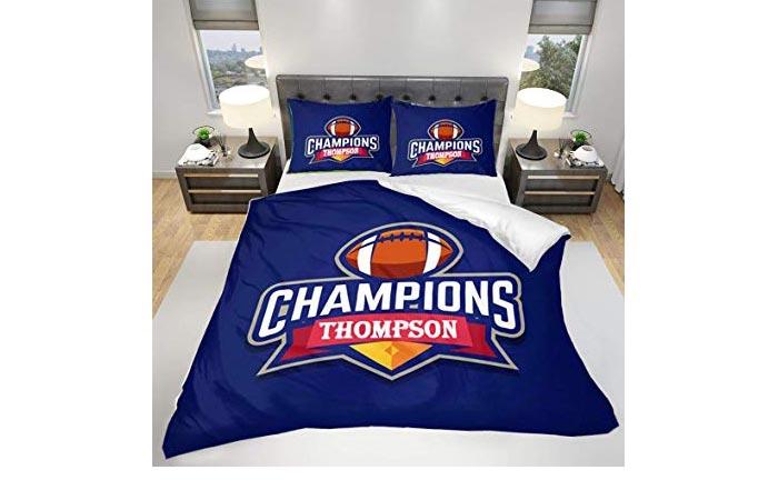 Custom Comforter Cover