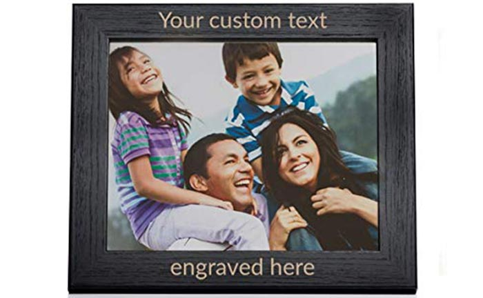 Custom Wooden Photo Frame