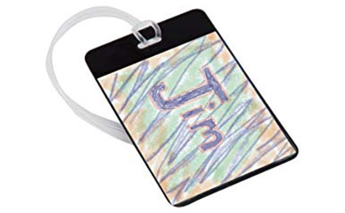 Custom Luggage Bag Stamps