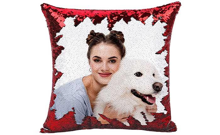 Custom pillow cushion