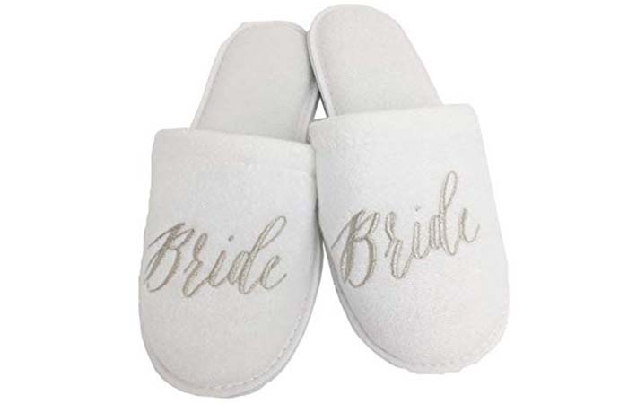 Personalized Slippers