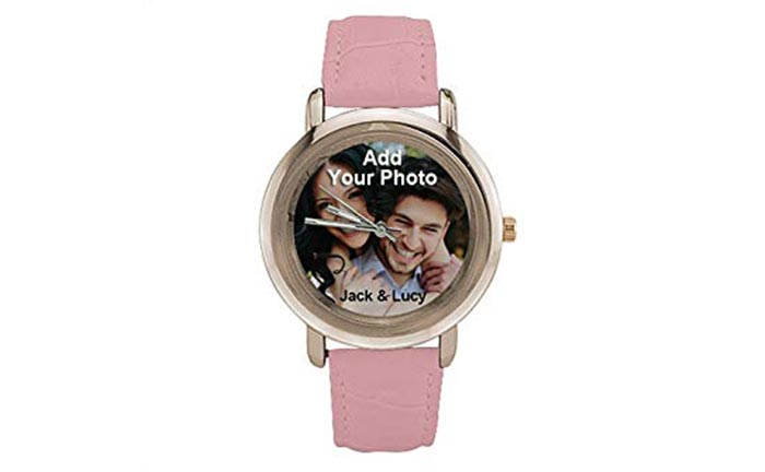 Personalized Watch With Photo