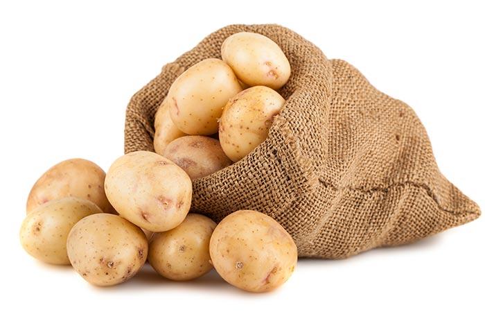 Potato Poultice