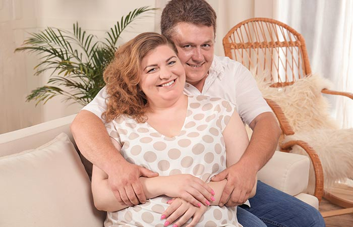 Research Says Happily Married Couples Gain Weight