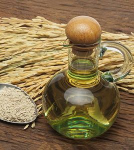 Rice Bran Oil Benefits in Hindi