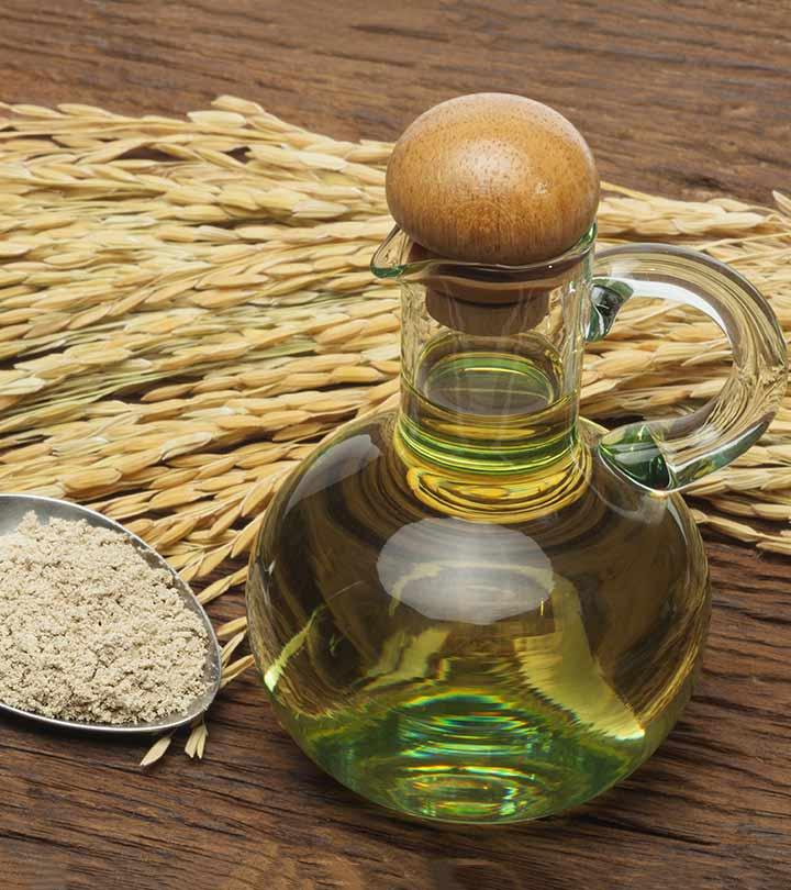 Rice Bran Oil Benefits in Hindi