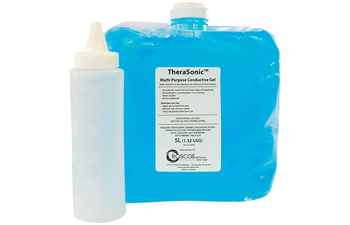 Roscoe Medical LS5255 Therasonic Conductive Gel